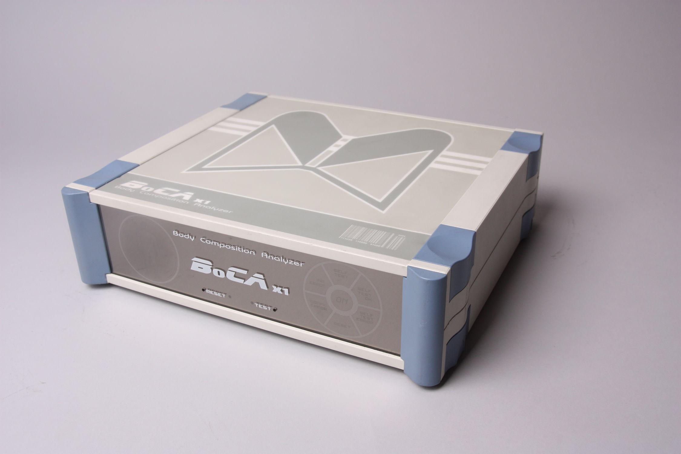دستگاه بادی کامپوزیشن بوکا مدل X1