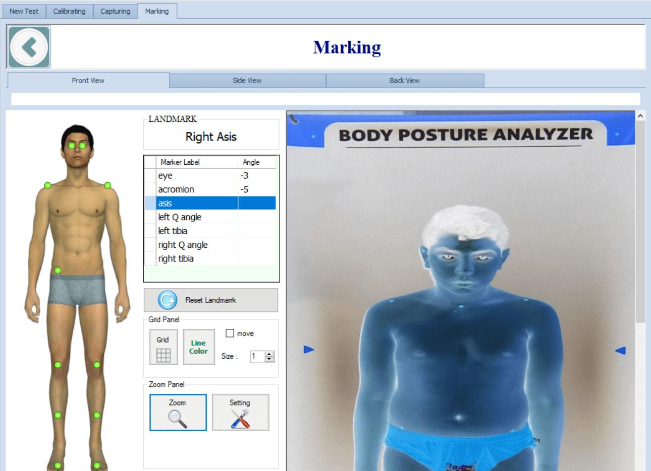 پاسچر پرو (posture pro)