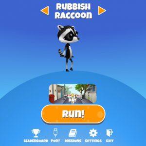 افزونه بازی Trash Dash مناسب برای تعادل سنج پویا و Foot Pressure
