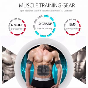 MUSCLE TRANINIG GEAR