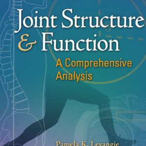 Joint Structure And Function 2005_1