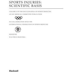 Rehabilitation of the sports injury